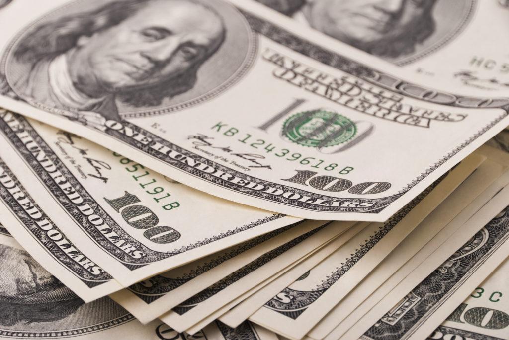 Hundred Dollar Bills.  SEC Whistleblower award trends.